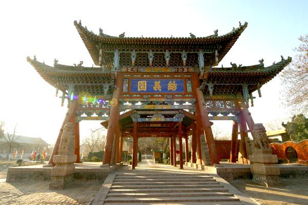 运城旅游景点_运城旅游景点:关帝庙