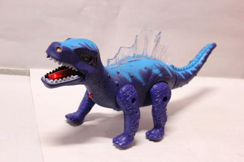 【优秀作文展】我爱恐龙