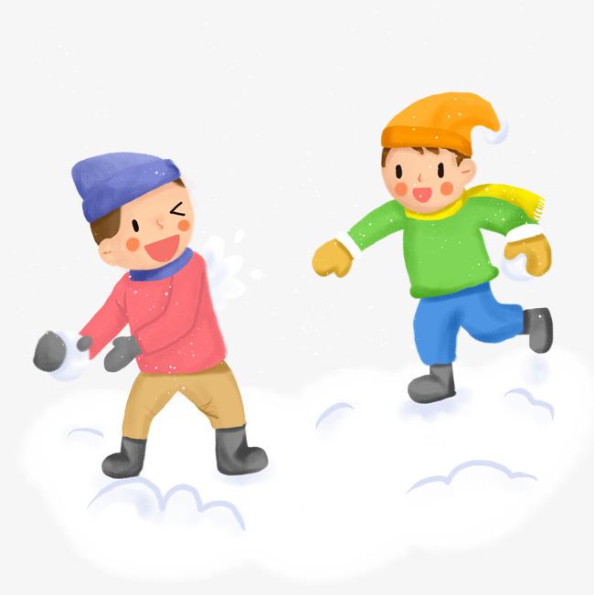 【优秀作文展】下雪了